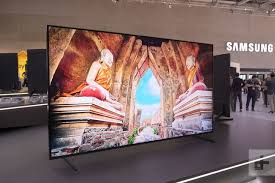 Samsung launch their new QLED TV