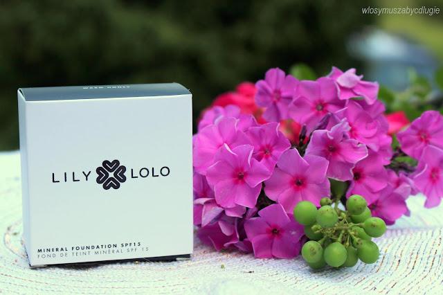 Lily Lolo – Warm Honey – podkład absolutnie idealny