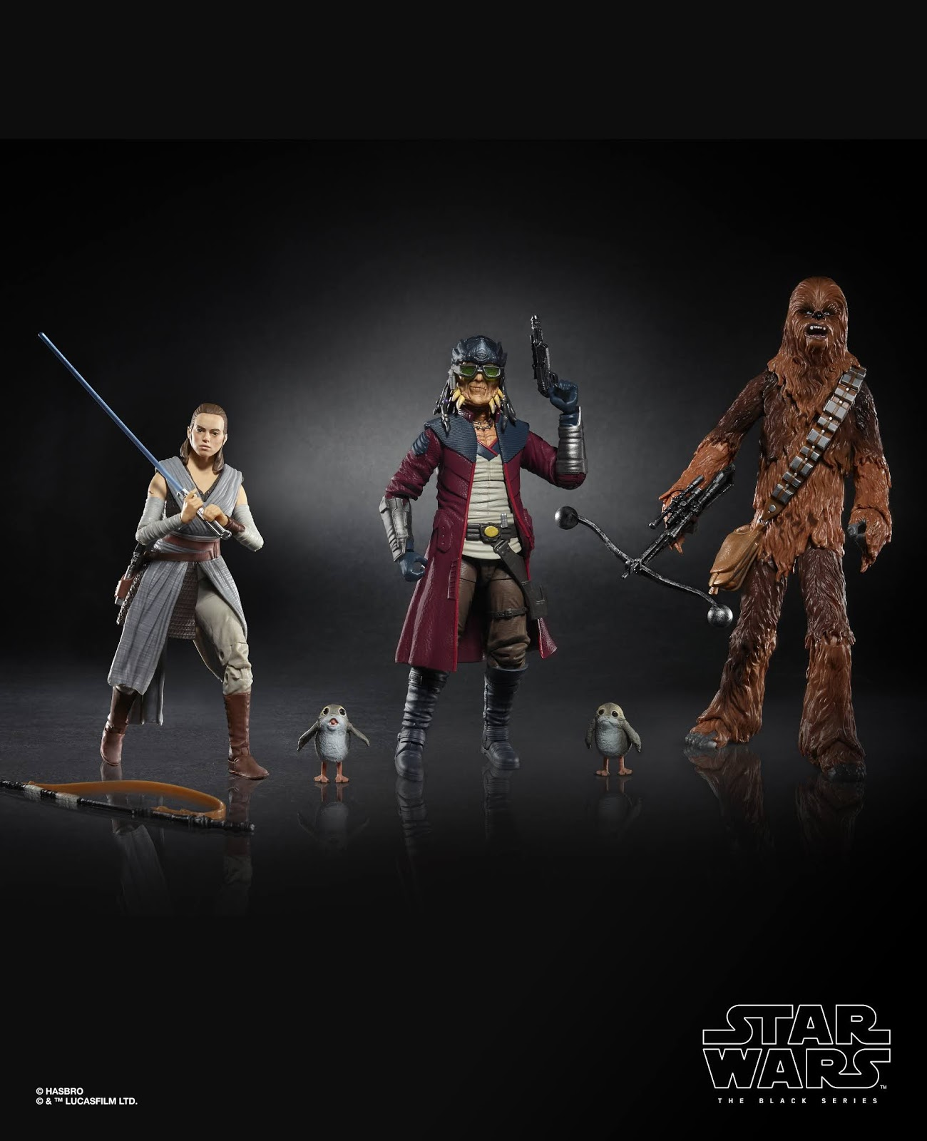 STAR WARS THE BLACK SERIES 6-INCH SMUGGLER'S RUN 4-PACK