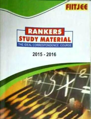Fiitjee question papers from rankers study material pdf download