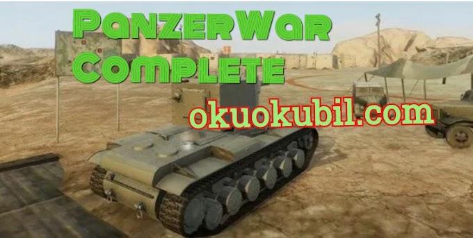 Panzer War Complete V2020.9.28.1- 2 Dünya Savaşı Tankları, Full Mod Apk İndir