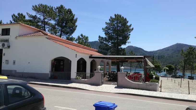 Exterior Restaurante Clube Náutico do Zêzere