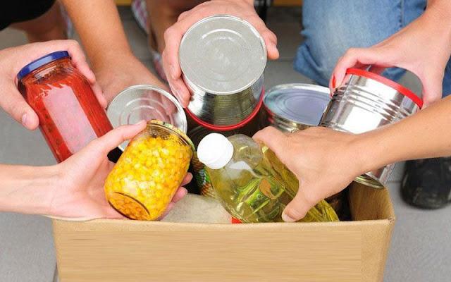 Διανομή επισιτιστικής βοήθειας ΤΕΒΑ σε ωφελούμενους της Αργολίδας (πρόγραμμα)