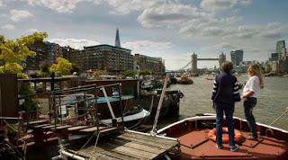 View of Tower Bridge