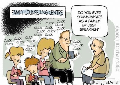 Kepentingan Komunikasi dalam Rumahtangga!