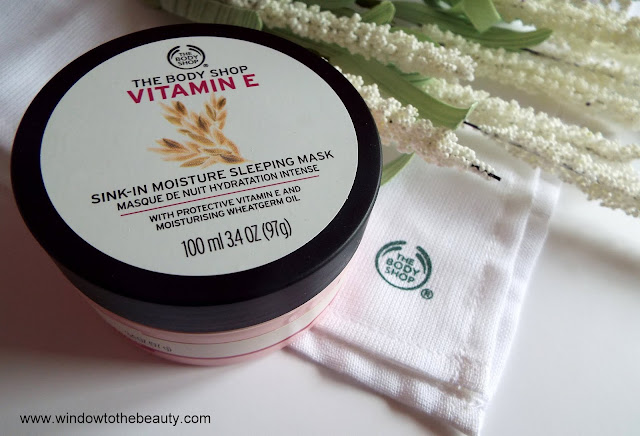 the body shop witamina e