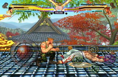 Street Fighter 240x400 java Game free Download for Nokia