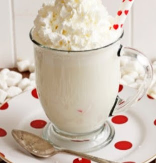 WHITE CHRISTMAS COCOA