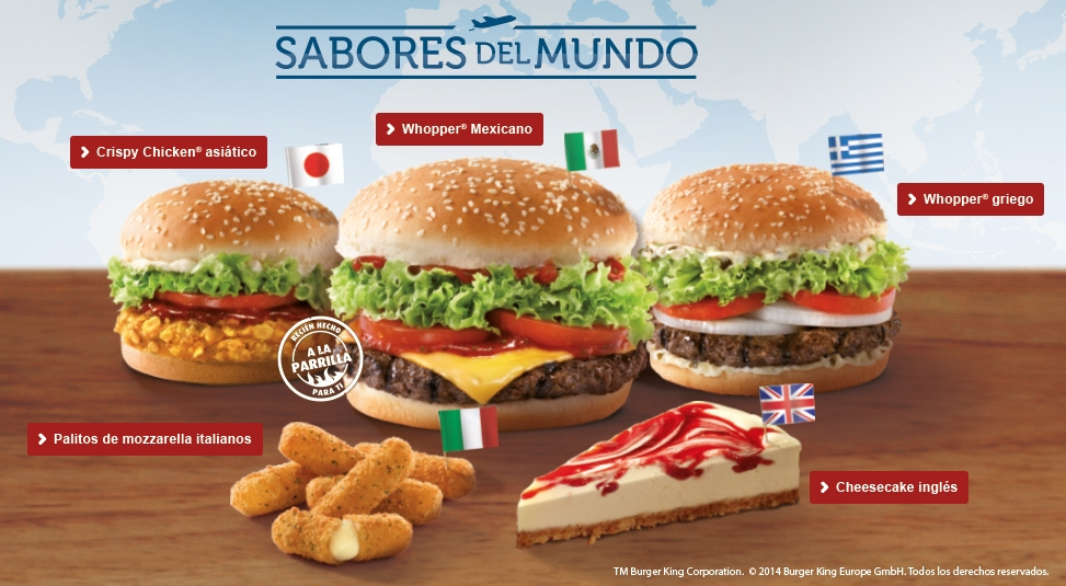 New Fast Food Items Nov