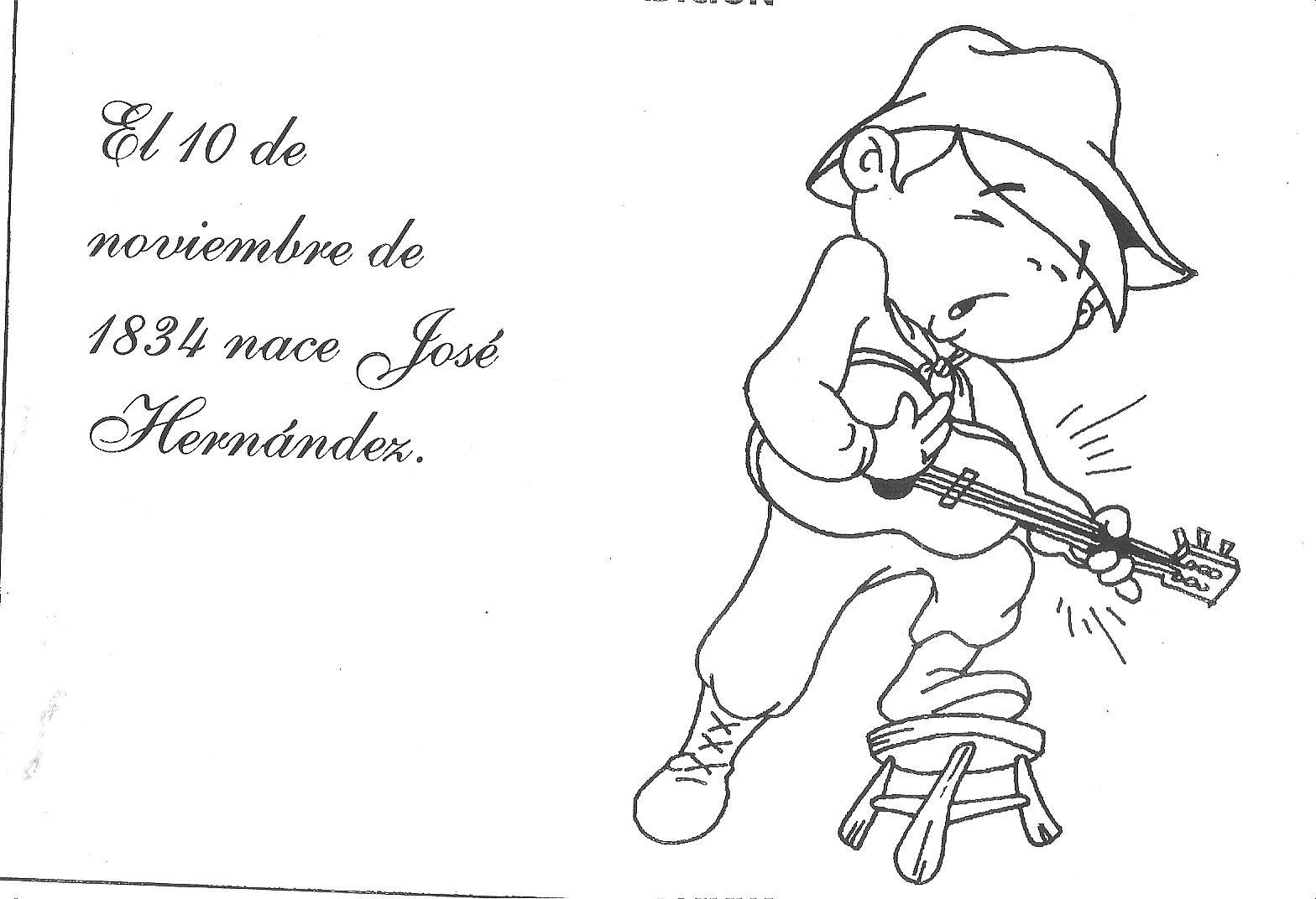 Dibujo De La Palabra Otoño Para Colorear Con Los Niños: DIBUJOS DIA DE LA TRADICION PARA COLOREAR