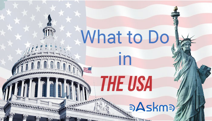 Top Things to Do in the USA: eAskme