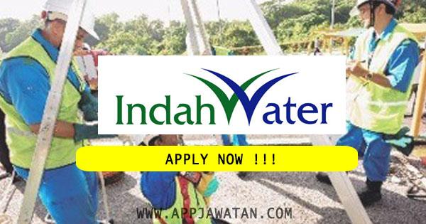 job Indah Water Konsortium Sdn. Bhd
