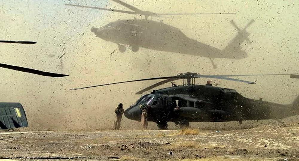 حالة تأهب بجميع القواعد.. استنفار جميع القوات الأمريكية في العراق