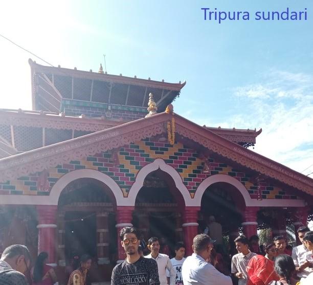 Tripura sundar Temple Baitadi