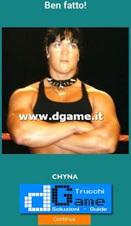 Soluzioni Guess the Wrestler Trivia livello 5