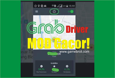 DOWNLOAD GRAB DRIVER MOD NONROOT 2019 (Tested) | MOD GRAB Biar Gacor!