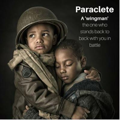 The Paraclete by Deborah Waldron Fry