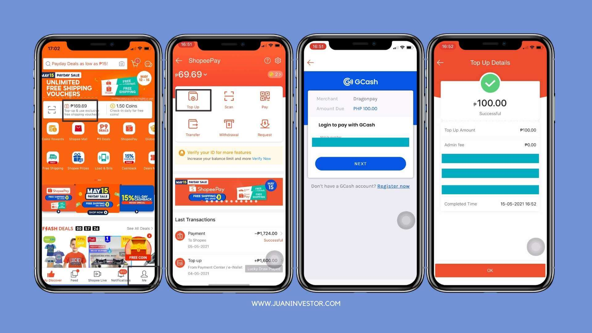 how-to-top-up-shopee-pay-using-gcash