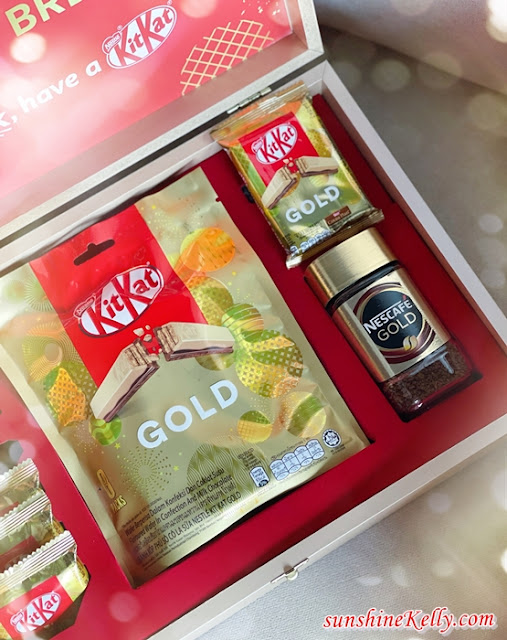 KITKAT Gold, KitKat, KitKat Malaysia, Food