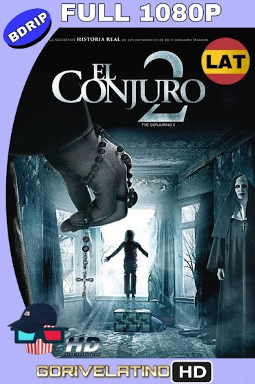 El Conjuro 2 (2016) BDRip 1080p Latino-Ingles MKV