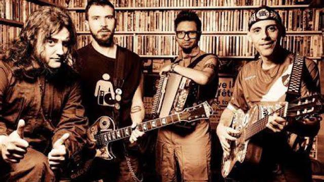 La banda Che Sudaka ofrecerá un concierto único y especial en formato de streaming