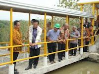 SPAM Kartamantul Penuhi Air Bersih Warga Sleman Barat