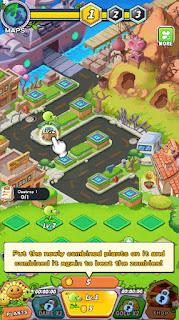 Jogo grátis Plants vs Zombies online
