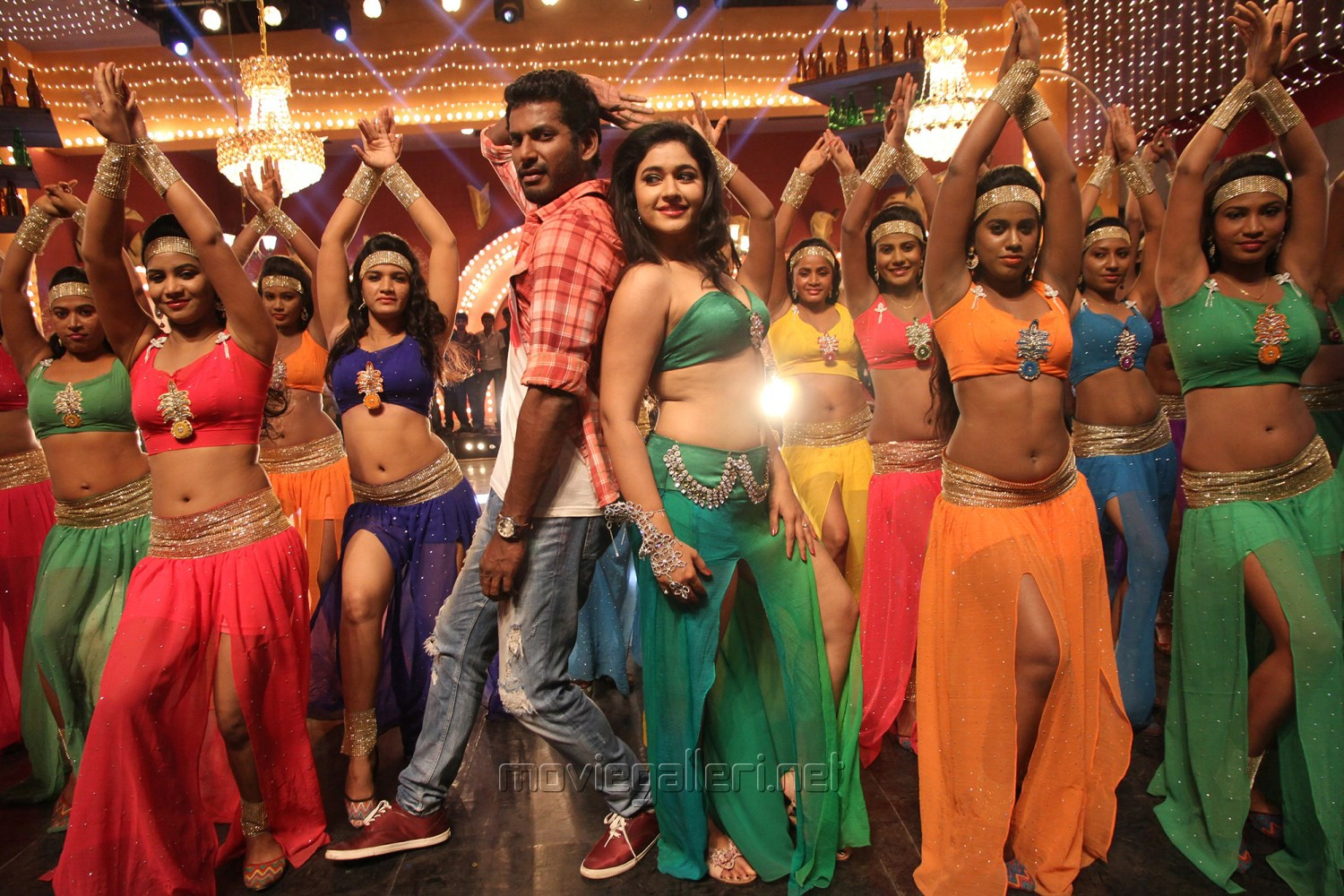 Poonam Bajwa Hottest Photos from Item Song