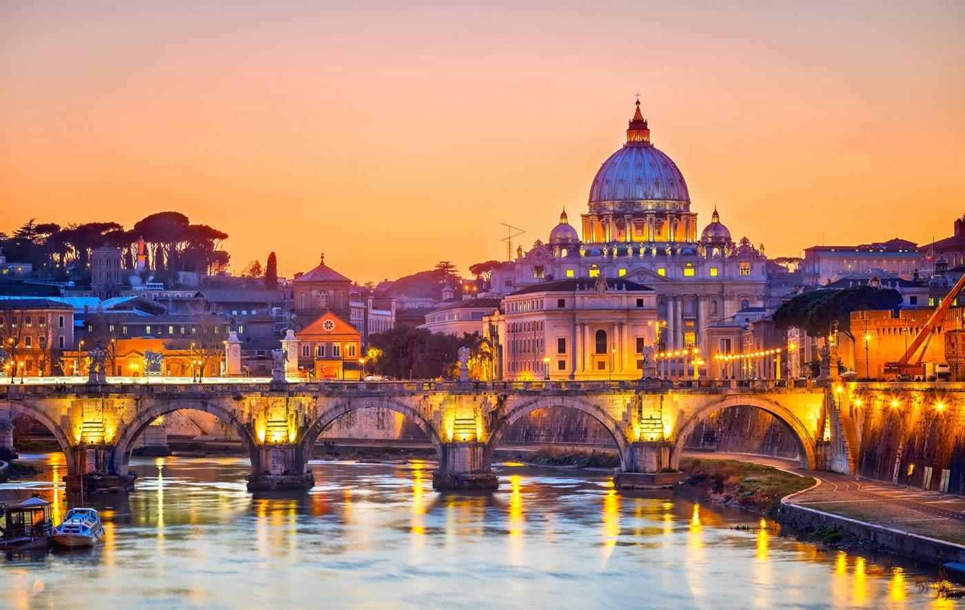 I 10 luoghi più Romantici d'Italia - Roma