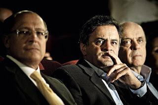 Os delatados protegidos por Sergio Moro(PSDB/PR) Aecio Neves PSDB/MG,Jose Serra PSDB/SP e Geraldo Alckmin PSDB/SP