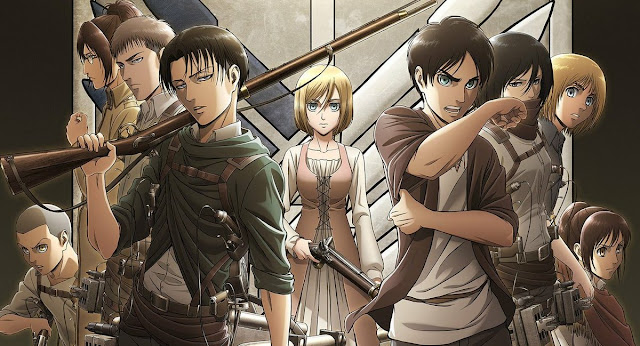 Download OST Opening Ending Anime Attack on Titan Season 3 / Attack on Titan Full Version
