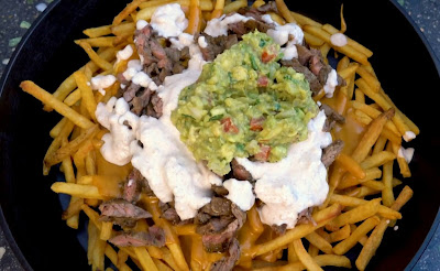 How to make carne asada fries from scratch
