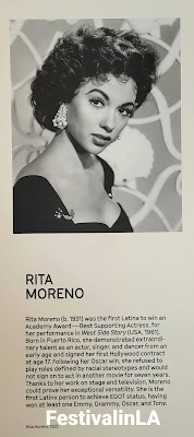 Rita Moreno at the Museum of Motion Pictures