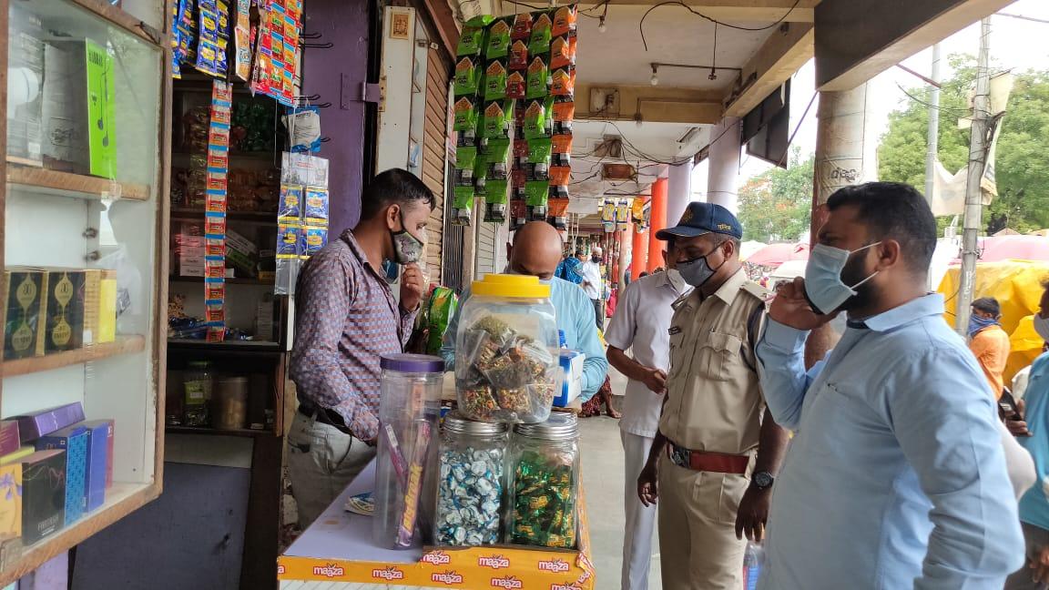 Jhabua News-  तंबाकू सेवन एवं उत्पादों के प्रचार-प्रसार की रोकथाम हेतु कोट्पा एक्ट की धाराओं के तहत की चालानी कार्यवाही