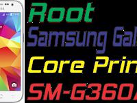 Cara Root Samsung Galaxy Core Prime SM-G360AZ Dengan Mudah
