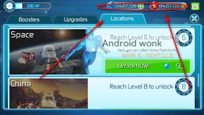 Download Iron Man 3 Apk MOD + Data OBB