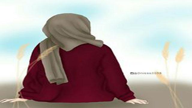 Gambar Kartun Wanita Muslimah Dari Belakang Terbaru Download Gambar Kartun Muslimah Menghadap Belakang Terbaru 2020 Gambar Kartun Muslimah