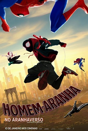 Homem-Aranha no Aranhaverso - Legendado Torrent Download