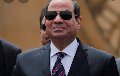 الرئيس السيسي : حصه مصر من المياه لا تقل