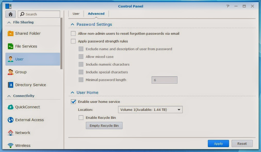 Envision  Code  Enjoy : Enable SSH access for Synology DSM
