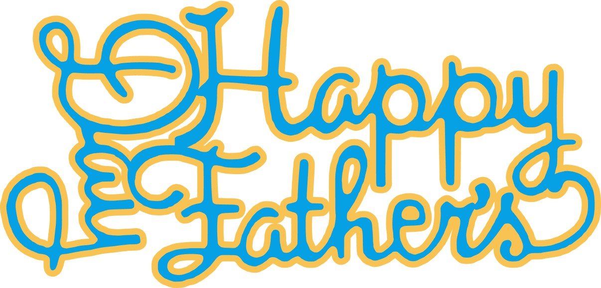 Free Please note that this is a digital download file and no physical product will be. Ideas Con Tu Cameo Happy Fathers Day Cake Topper Svg And Studio Files Free SVG, PNG, EPS, DXF File