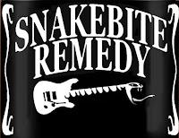 Το λογότυπο των Snakebite Remedy