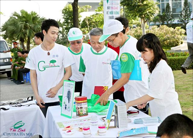 Cộng đồng cư dân văn minh tại Ciputra Hà Nội