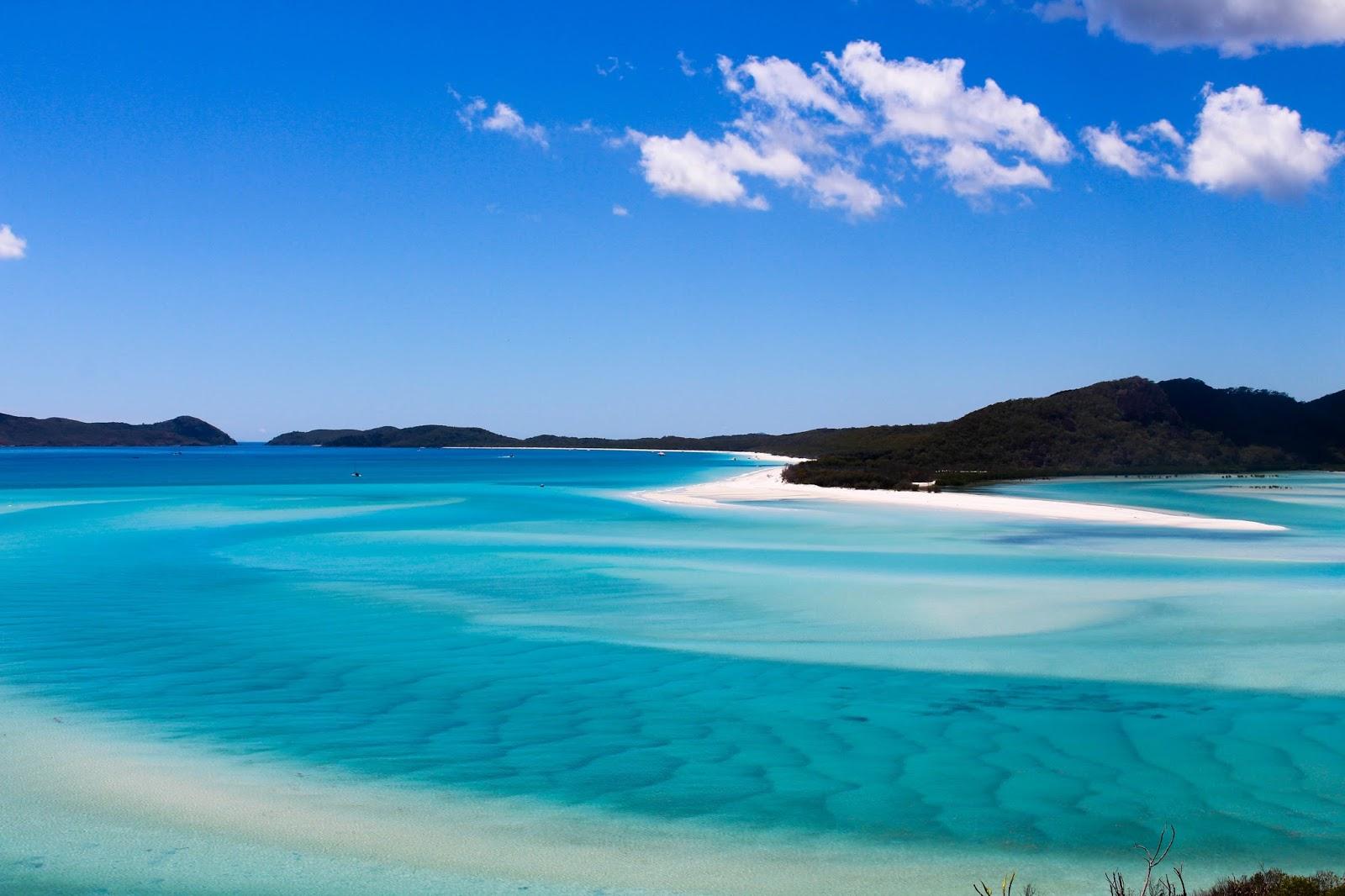 Islands Of Australia: Australia: The Whitsunday Islands