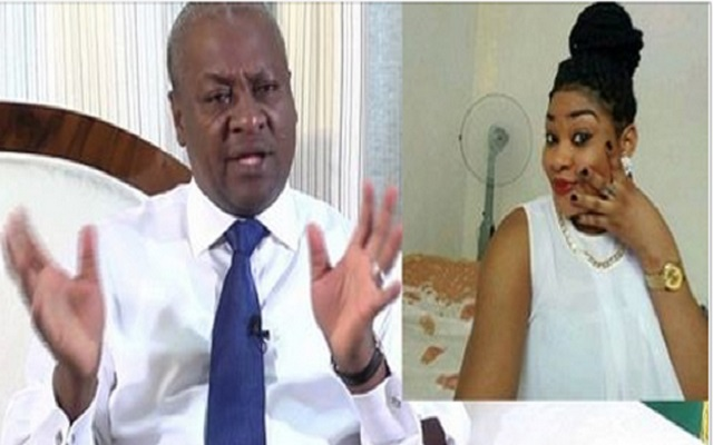 Ex-President Mahama attempted raping me - Woman alleges