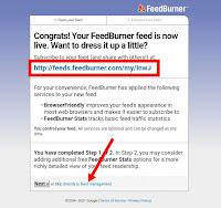 How to use FeedBurner