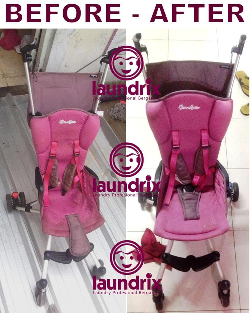 laundry stroller jakarta