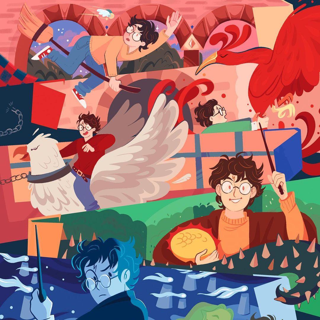 5 ilustradoras brasileiras para você conhecer