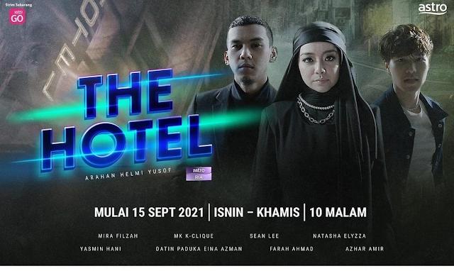 Sinopsis Drama The Hotel (Astro Ria 2021)
