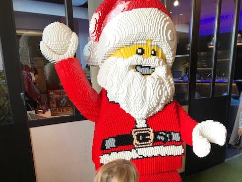 L'angoisse du Père du Noel